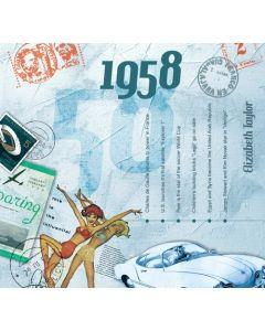 CD Card - 1958