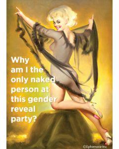 Magnet - Gender Reveal Party