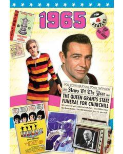 DVD Card - 1965
