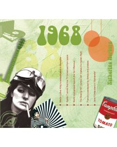 CD Card - 1968