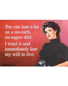 Magnet - No Carb Diet