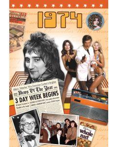 DVD Card - 1974