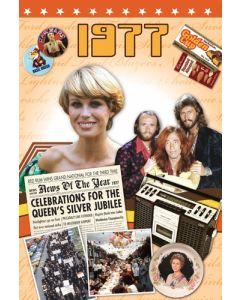 DVD Card - 1977