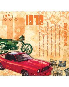 CD Card - 1978