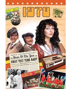 DVD Card - 1978