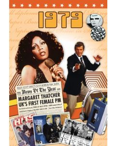 1979 DVD Card