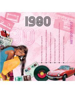 CD Card - 1980
