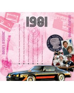 CD Card - 1981