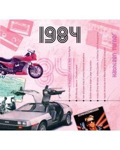 CD Card - 1984