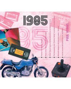 CD Card - 1985