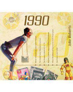 1990 CD Card