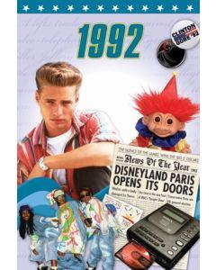 1992 DVD Card