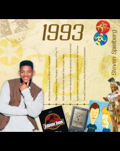 1993 CD Card