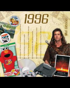 1996 CD Card