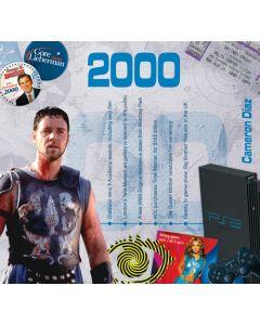 2000 CD Card