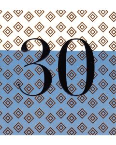 '30' Card