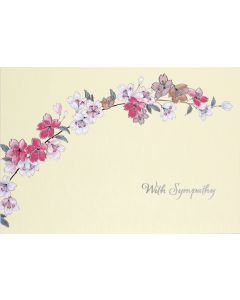 Boxed Notecards - Floral Sympathy