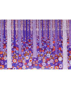 Boxed Notecards - Purple Forest