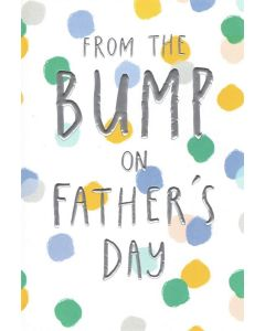 Father's Day Card - From the BUMP