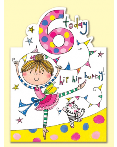 '6 Today' Card