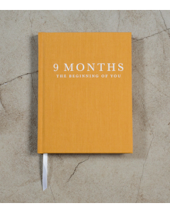 9 Months Journal - The Beginning of You