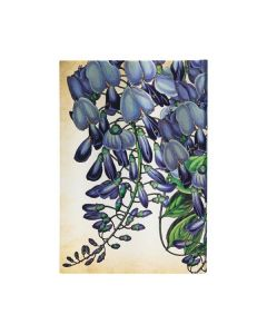 2020 Blooming Wisteria Mini Horizontal Diary