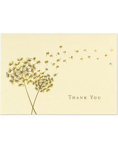 Dandelion Wishes Thank You Notecard Box