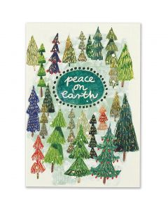 Festival of Trees Box of 20 Christmas Cards