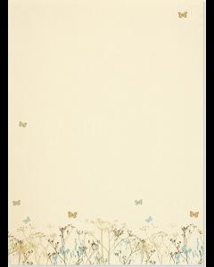 Butterflies Writing Set