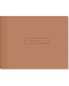 Nutmeg Guest Book