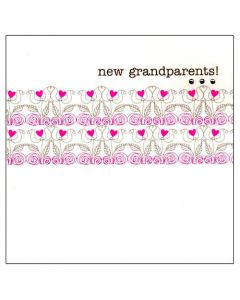 New Grandparents Card