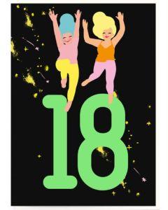 18th Birthday - Celebrating women