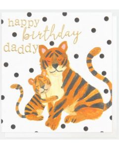 DADDY Birthday - Two tigers