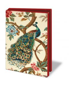 Notecard Wallet - The Magnificent Peacock