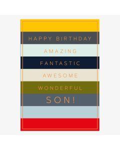 SON Birthday - 'Amazing, Fantastic...'