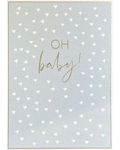 New BABY - 'Oh Baby' with hearts