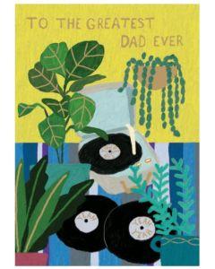 DAD Card - Vinyl Records
