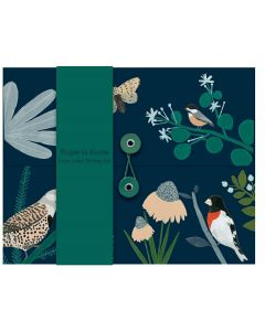 Writing Set - Birds & Flowers
