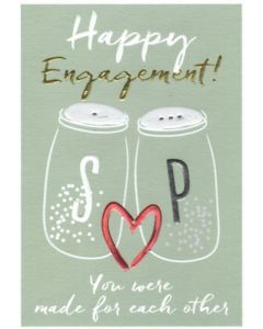 ENGAGEMENT - Salt & Pepper