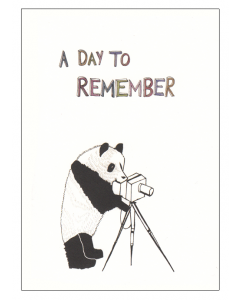 'A Day to Remember' Card