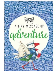 A tiny message of ADVENTURE - 3D in a box