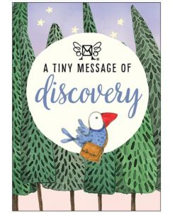 A tiny message of DISCOVERY - 3D in a box