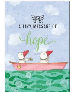 A tiny message of HOPE - 3D in a box