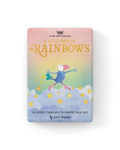 A Little Box of RAINBOWS - Happy Thoughts to Colour Your Day