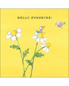 Greeting Card - Hello Sunshine