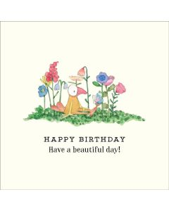 Birthday Card - Have a Beautiful Day!