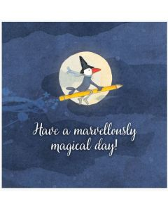 Greeting Card - Marvellously Magical Day