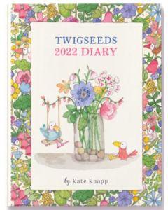 2022 DIARY - Twigseeds (Hardcover)