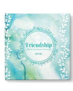 Friendship book - Affinity Connection Harmony