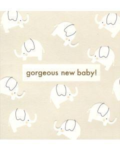 New BABY Card - Gorgeous Elephants